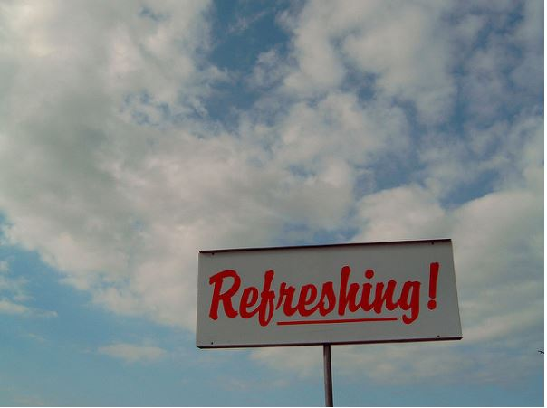 Refresh Your Marketing