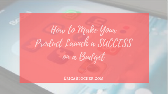 How to Make Your Product Launch a Success on a Budget