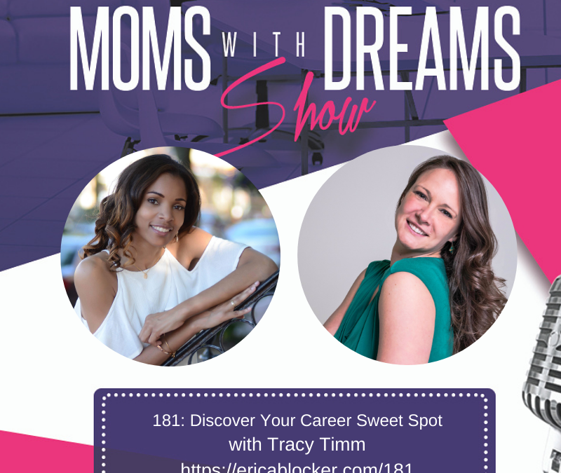 MWD 181: Discover Your Career Sweet Spot w/Tracy Timm